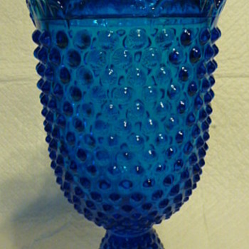 Fenton Glass #3689 Apothecary Jar - Glassware
