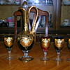 Wine Decanter and goblets