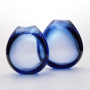 SAFIR, Per Lütken (Holmegaard, 1955) - Art Glass