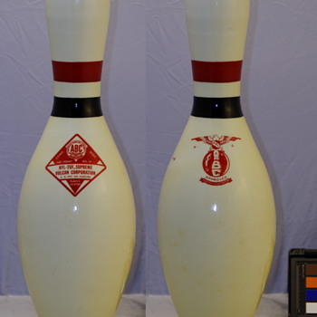 Vulcan Corporation Nyl-Tuf Supreme Bowling Pin - Sporting Goods