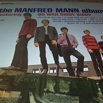 """12"""" VINYL DISC....#55 - Records"""