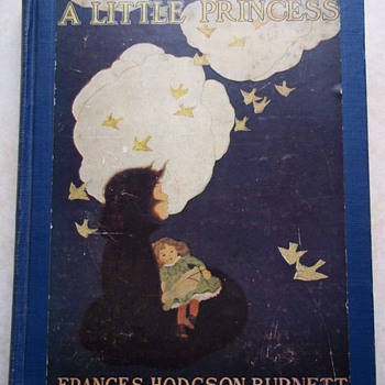 A Little Princess by Frances Hodgson Burnett 1927 - Books