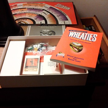 "Wheaties ""The breakfast of champions Sport Trivia Game. - Games"