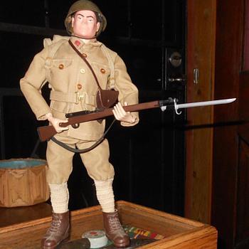 GI Joe Japanese Imperial Soldier 1966 - Toys