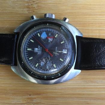 Vintage Tissot Seastar - Wristwatches