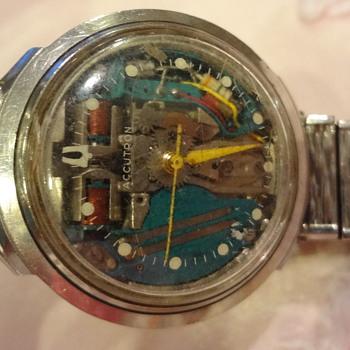 Bulova Accutron Spaceview wristwatch - Wristwatches