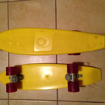 1970's Roller Derby Skateboards - Sporting Goods