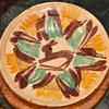 Plate from Mexico - Talavera de Guanajuato