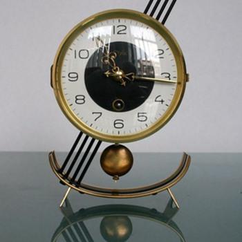 ORFAC Mid Century Modern Clock - Mid-Century Modern