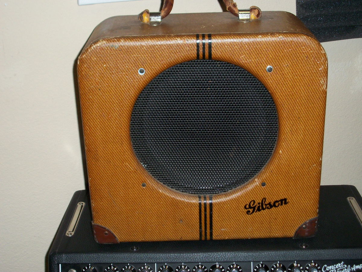 Dating gibson amplifiers