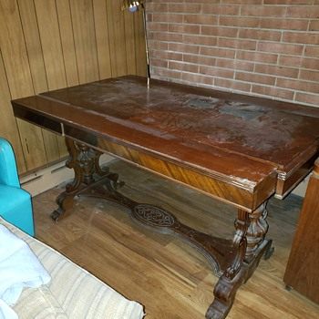 My Grandmother's table - Furniture