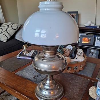 1905 rayo oil lamp - Lamps