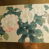 "Antique Japanese Woodblock ""Floral Study"" by Tanigami Konan 1879-1923 Imported directly by A & S, Inc. Brooklyn N.Y."