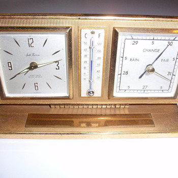 Unique Seth Thomas Clock from my collection - Clocks