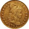 1795 $5 Gold Half Eagle