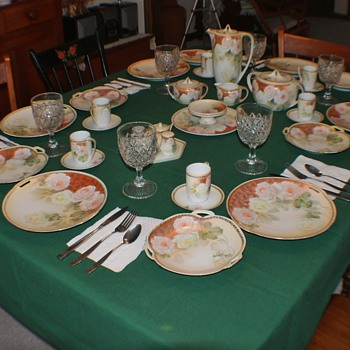 RS Germany Dinner set - China and Dinnerware
