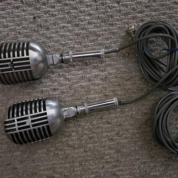 Vintage Microphones - Electronics