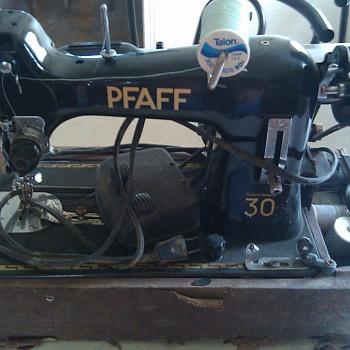 pfaff 30 - Sewing