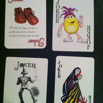 Playing Card Collection - Cards