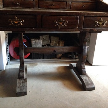 How old? - Furniture