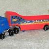 1999 - Hot Wheels Semi Truck Car Hauler