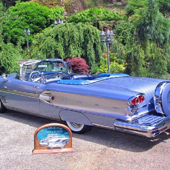 1958 Pontiac Parisienne Convertible.  - Classic Cars