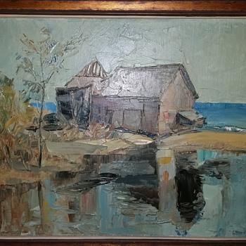 oil painting  - Fine Art