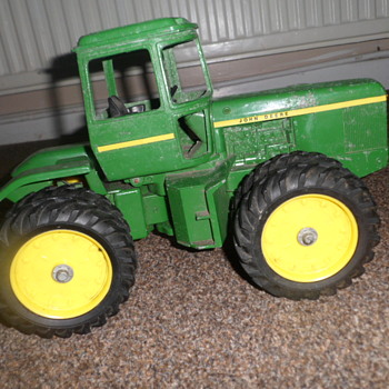 old ford & John deer vintage trackers