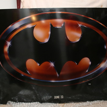 Original Batman Movie Poster - Movies