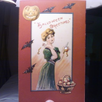 MY FAVORITE VINTAGE POSTCARD - Postcards