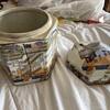 Chinese old ceramic jar