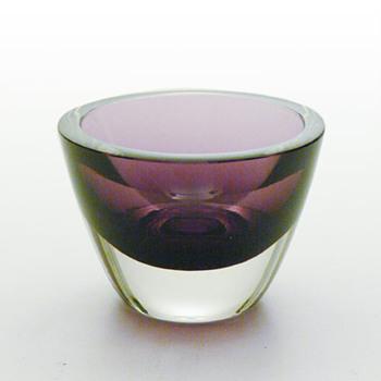 Swedish or Finnish bowl, 1950s - Art Glass