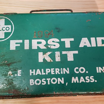 I know it is a first aid kit but would like more