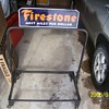 FIRESTONE ROLLING TIRE DISPLAY 1930S