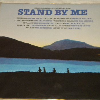 "1986 ""Stand By Me"" Original Motion Picture Soundtrack Album - Movies"