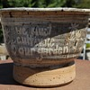 very large flower pot - We Must Cultivate Our Garden - Young S.L.O. 76