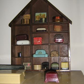 """My collection of old ring boxes in a """"gothic"""" setting. - Fine Jewelry"""