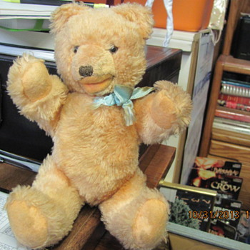 Stieff Teddy Bear