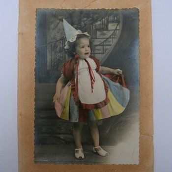 Vintage photo. - Photographs