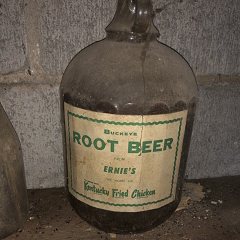 Can't find any records of this brand and bottle - Bottles