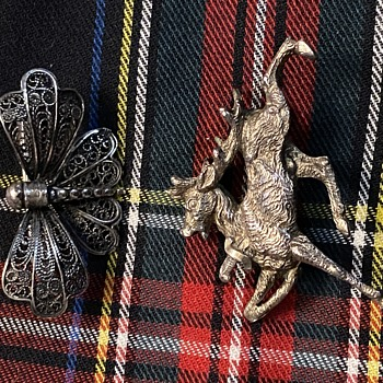 Even More Scottish Brooches - Fine Jewelry
