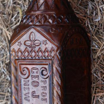 ~~~Old New York Bitter's Bottle~~~