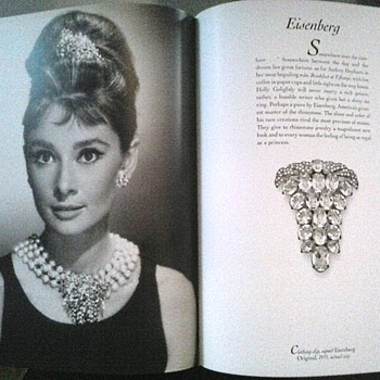 """Gems of Costume Jewelry"" by Gabriele Greindl ""Part Four"" Hollywood Legend Chapter Intros"