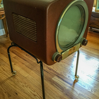 1950 Zenith TV - Actually works !! - Electronics