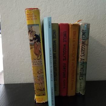 Uncle wiggily longears books - Books