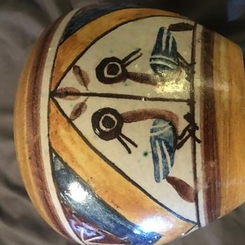 My best find this year Gunther Studemann 1927/1928 - Pottery