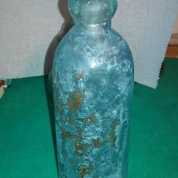 My Favorite Saratoga Mineral Soda Bottle - Bottles