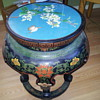 Oriental inlay table??