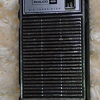 Philco/Ford T-612BK transistor