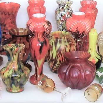 My Smalls - Art Glass Pieces Early 20th European Products - Art Glass